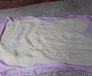 جلوگیری از شپش زدگی به روش برنج تالش