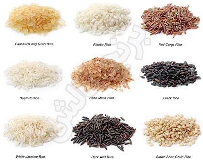اطلاعات غذایی برنج