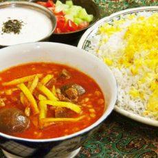 ۸ غذای پر طرفدار ایرانی همراه با دستور پخت.