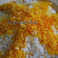 چگونه سردی برنج را از بین ببریم ؟